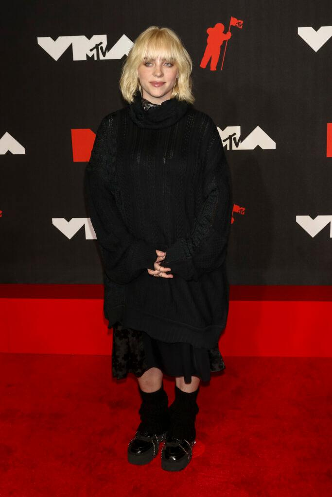 Billie Eilish 2021 MTV Video Music Awards - Arrivals