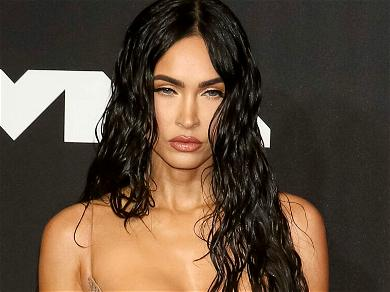Megan Fox Previews 'Devil's Daughter' Character for 'Johnny & Clyde'