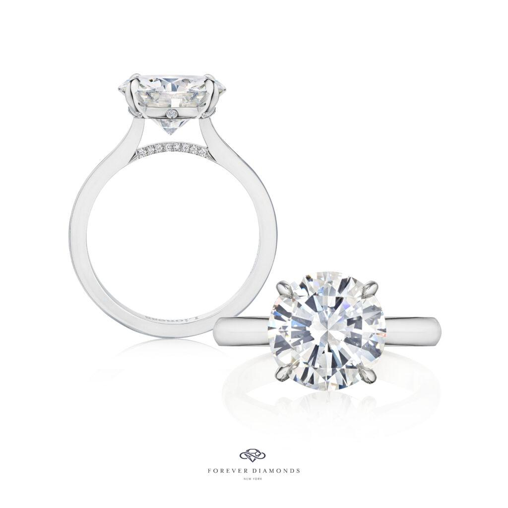Britney Spears' engagement ring