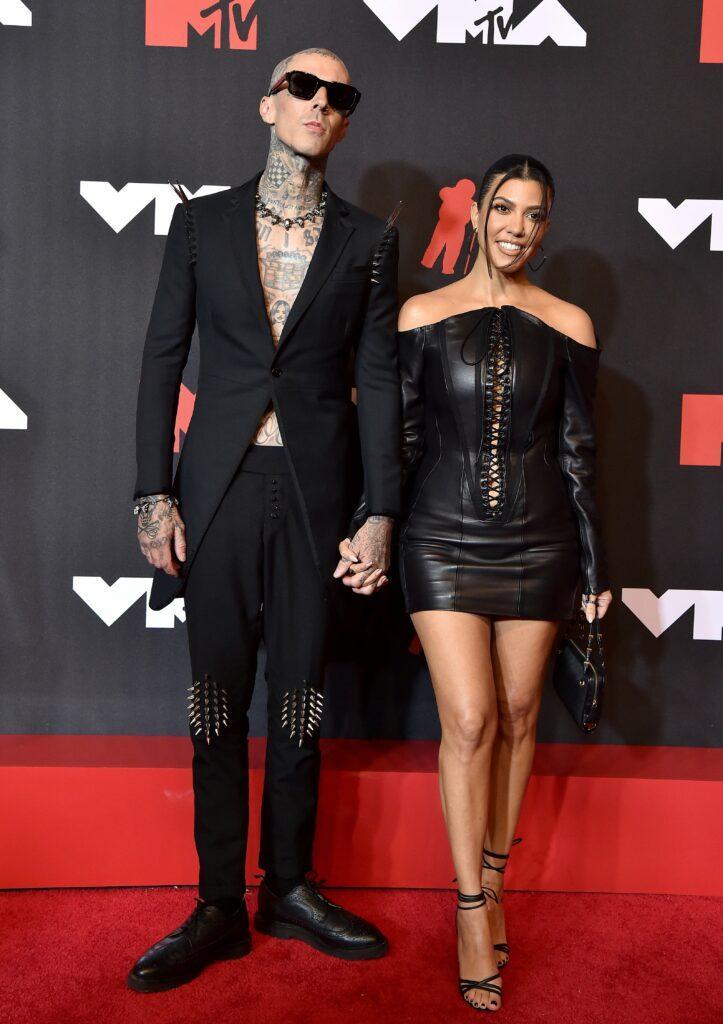 Kourtney Kardashian 2021 MTV Video Music Awards