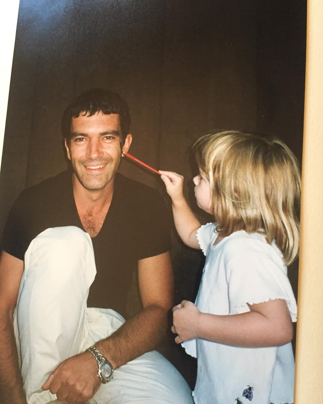 Melanie Griffith & Antonio Banderas' Daughter, Stella, Dropping 'Griffith' From Her Name