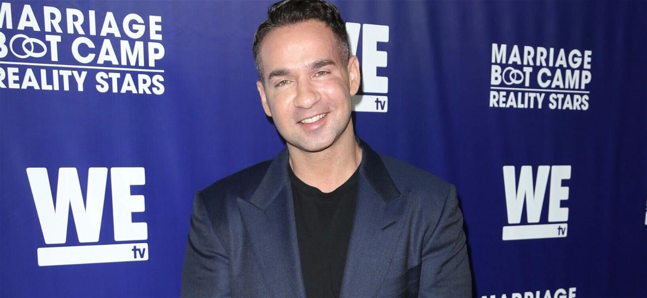 'Jersey Shore' Star Mike 'The Situation' Calls Police On Brother For Trespassing