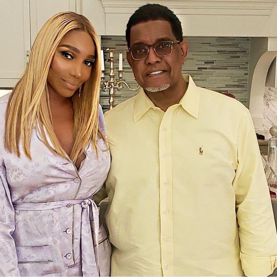'RHOA' Star NeNe Leakes Husband Dies After Battle With Colon Cancer