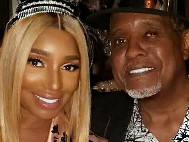 'RHOA' Star NeNe Leakes' Husband Dies After Battle With Colon Cancer