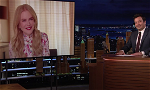 Nicole Kidman 'Burns' Jimmy Fallon, Explains Why They Could Never Be a Couple