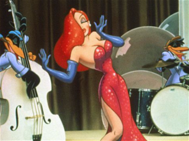 Jessica Rabbit Cartoon Gets A Total Makeover & Fans Are FUMING!