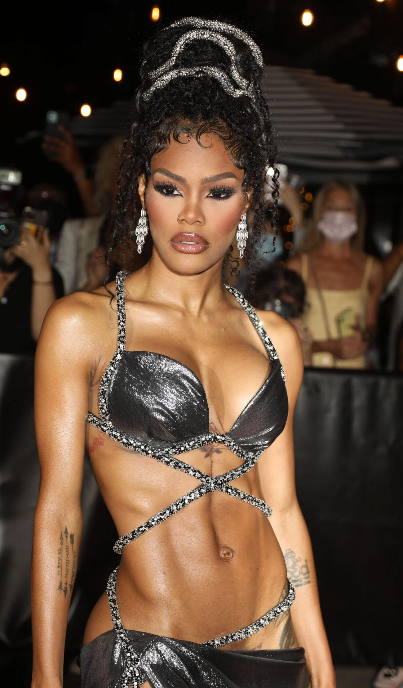 Teyana Taylor DENIED Entry To Elon Musk's Met Gala Afterparty, 'She Was Pi–ed!'