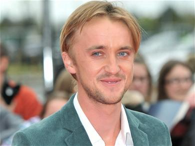 'Harry Potter' Star Tom Felton Breaks His Silence On 'Scary' Ryder Cup Incident