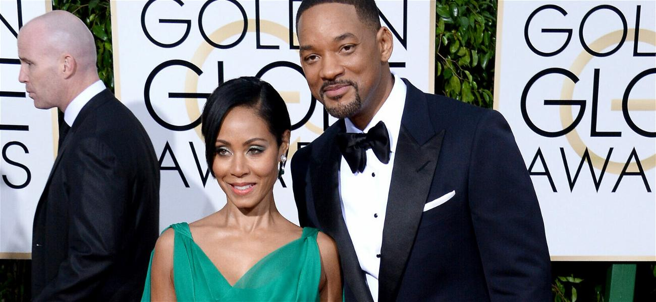 Will & Jada Pinkett-Smith 'All Fine' After Fire Breaks Out In Their Basement
