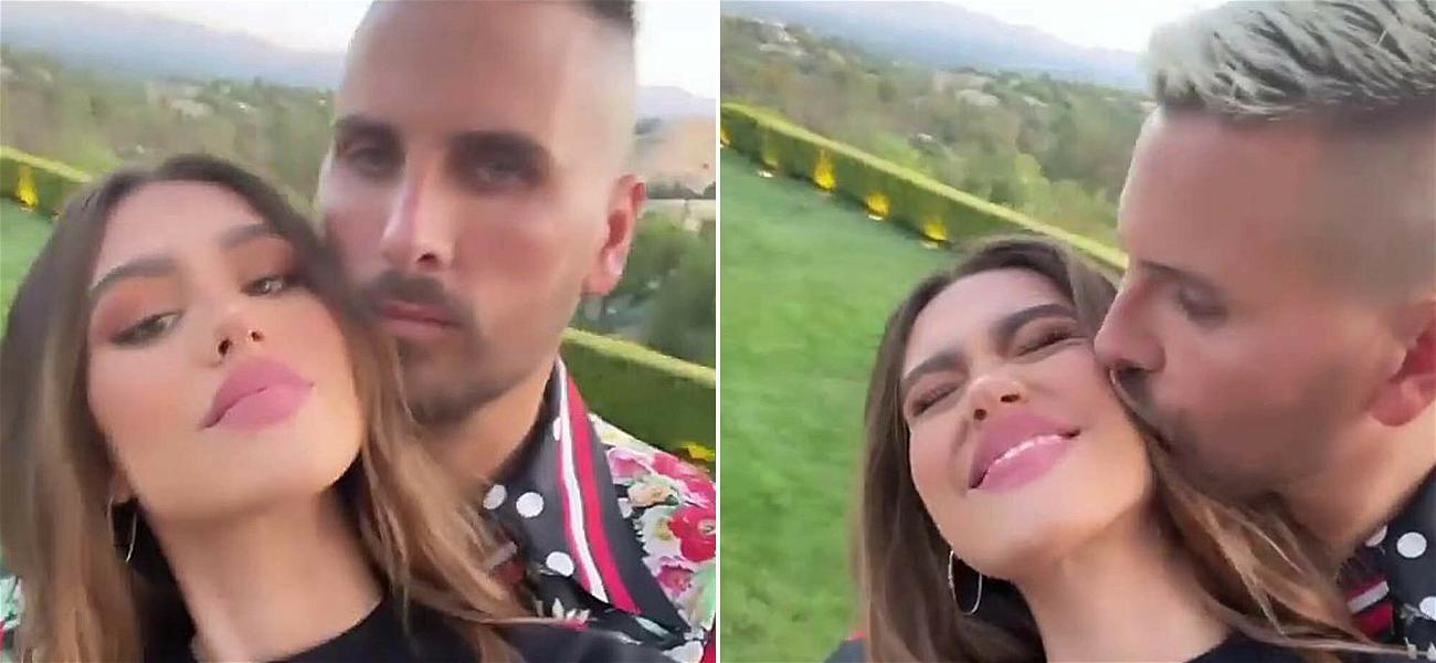 Amelia Hamlin & Scott Disick Officially Split After Younes Bendjima DM Leak