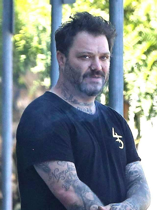 Bam Margera risks losing custody of his son, his wife makes a legal move