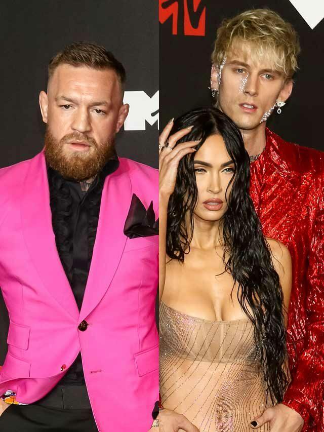 The Reason Behind MGK & Conor McGregor's Fight At The VMAs