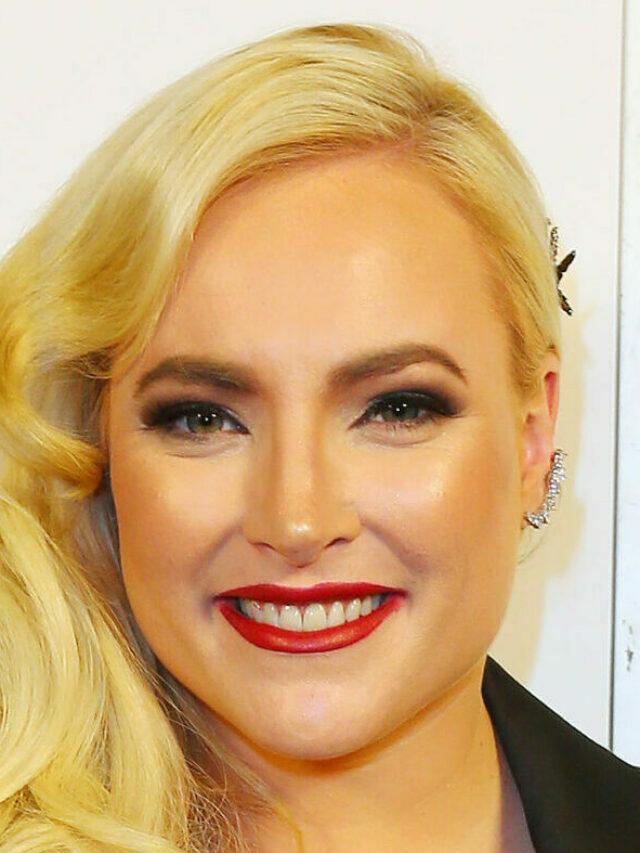 """Meghan McCain Will Not Let Daughter Ever Be On """"The View"""""""