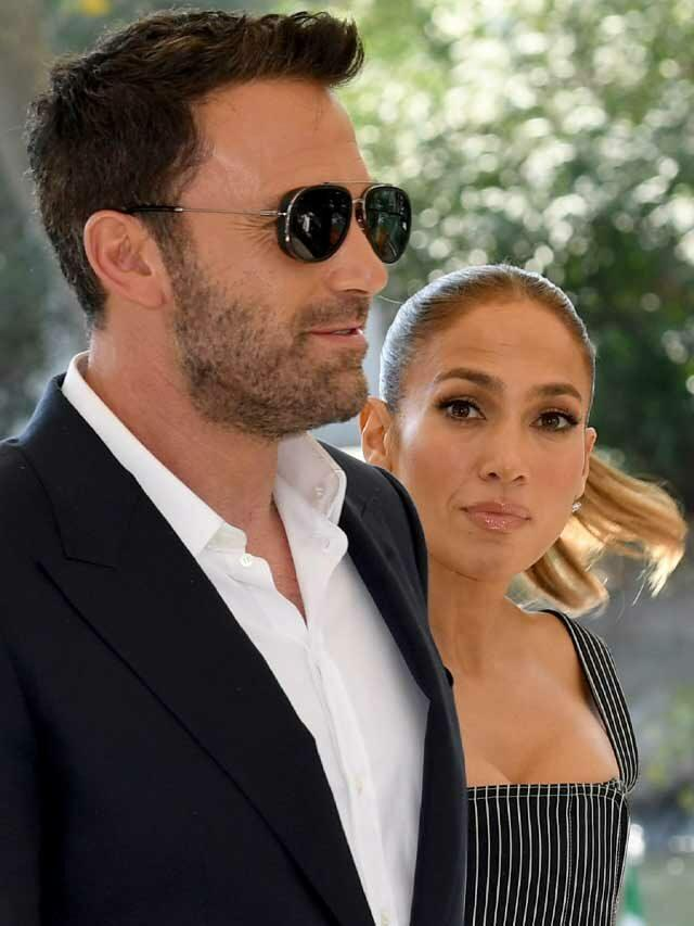 Ben Affleck Praises J.Lo.'s 'Effect On The World' In Rare Interview