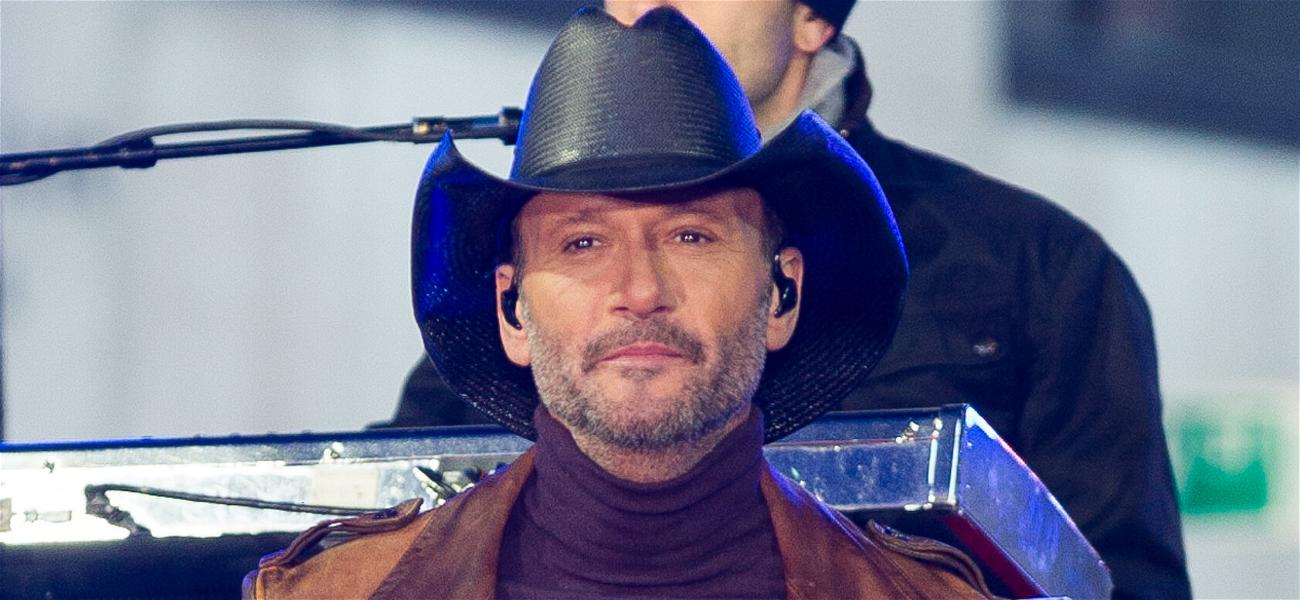 Tim McGraw Confront Hecklers At Concert After Forgetting Lyrics To His Song