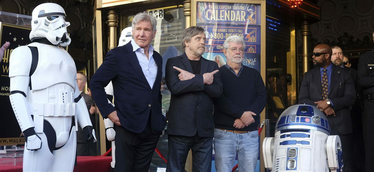 George Lucas' Ex Wife & Original 'Star Wars' Editor Enraged Over Sequels