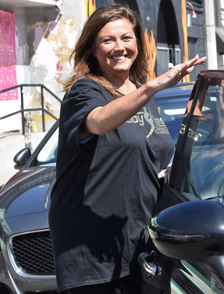 Abby Lee Miller spotted in Los Angeles