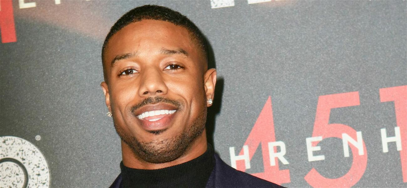Steve Harvey Gives Praise For Michael B. Jordan's Efforts In His Relationship With His Daughter, Lori