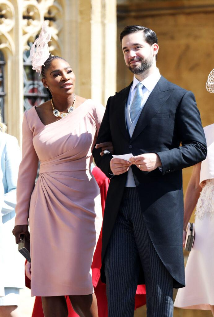 Serena Williams' Husband Alexis Ohanian Shares Heartwarming Tribute On Her 40th Birthday