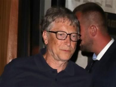 A Nervous Bill Gates Finally Admits Jeffrey Epstein Connection