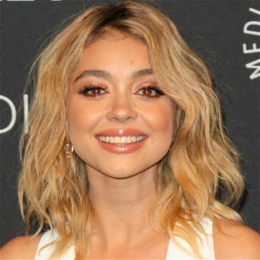 Sarah Hyland Tells Fans To 'Stay Healthy And Trust Science' As She Gets Third COVID-19 Vaccine