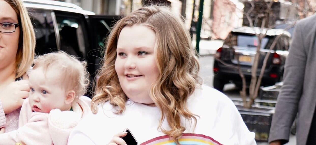 Honey Boo Boo Erases Photo With BF, Dralin Carswell, After Age Gap Criticism