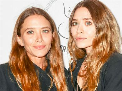 Mary-Kate & Ashley Olsen Seen Out In Rare Appearance