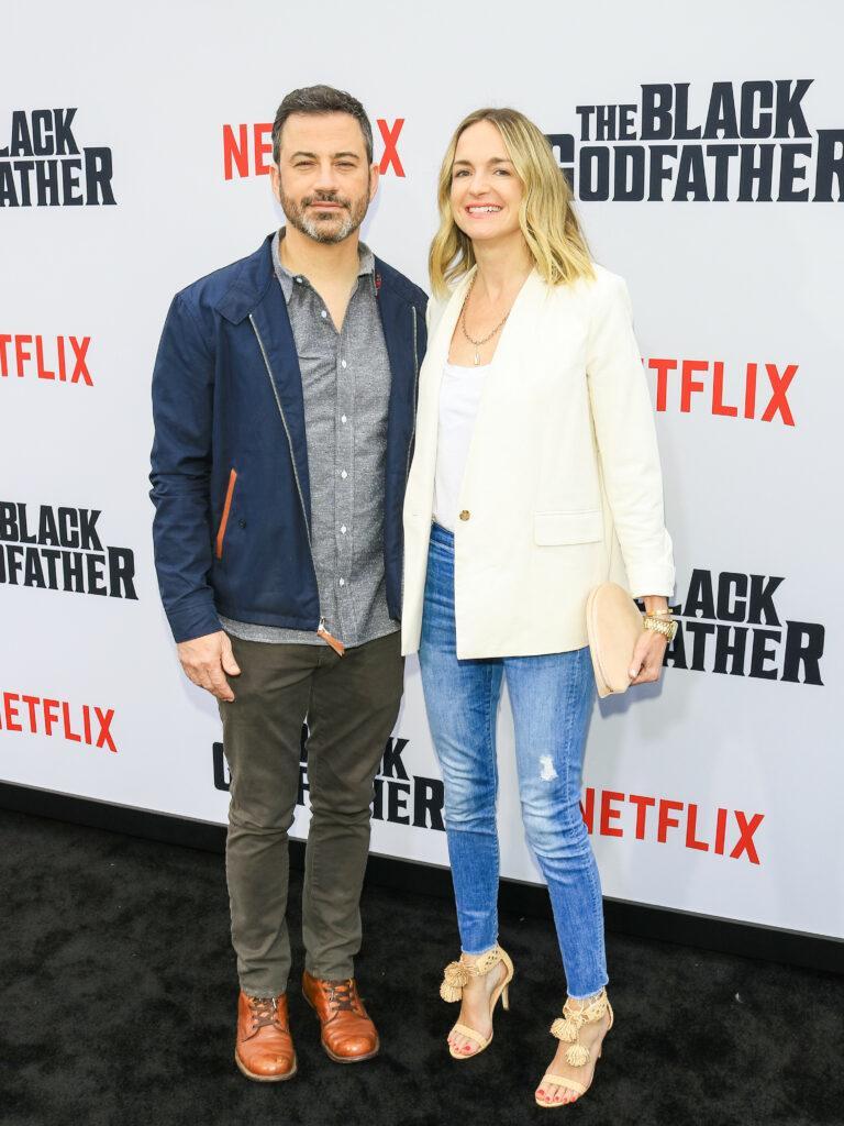 Netflix World Premiere of apos The Black Godfather apos