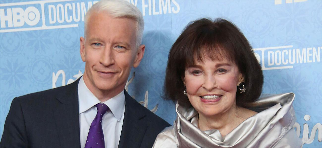 Anderson Cooper's Mother Once Offered To Carry His Child