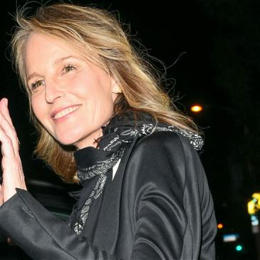Helen Hunt Files Lawsuit Against Limo Company Over Car Wreck