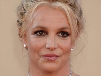 Britney Spears Addresses Plastic Surgery & Pregnancy Rumors With Topless Photos
