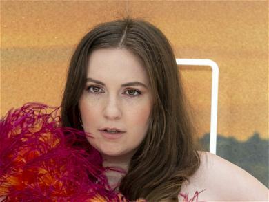 'Girls' Creator Lena Dunham Ties The Knot With Boyfriend, Luis Felber