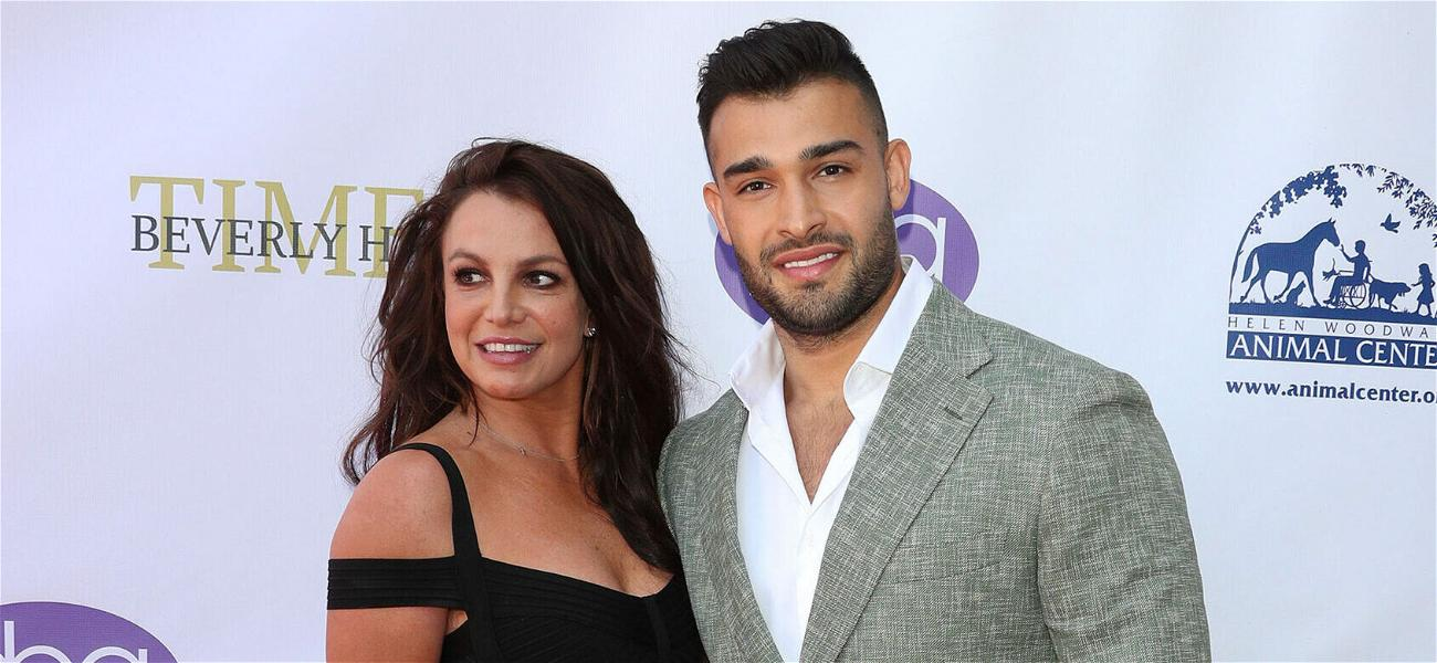 Britney Spears Flaunts Engagement Ring After Sam Asghari Proposes!