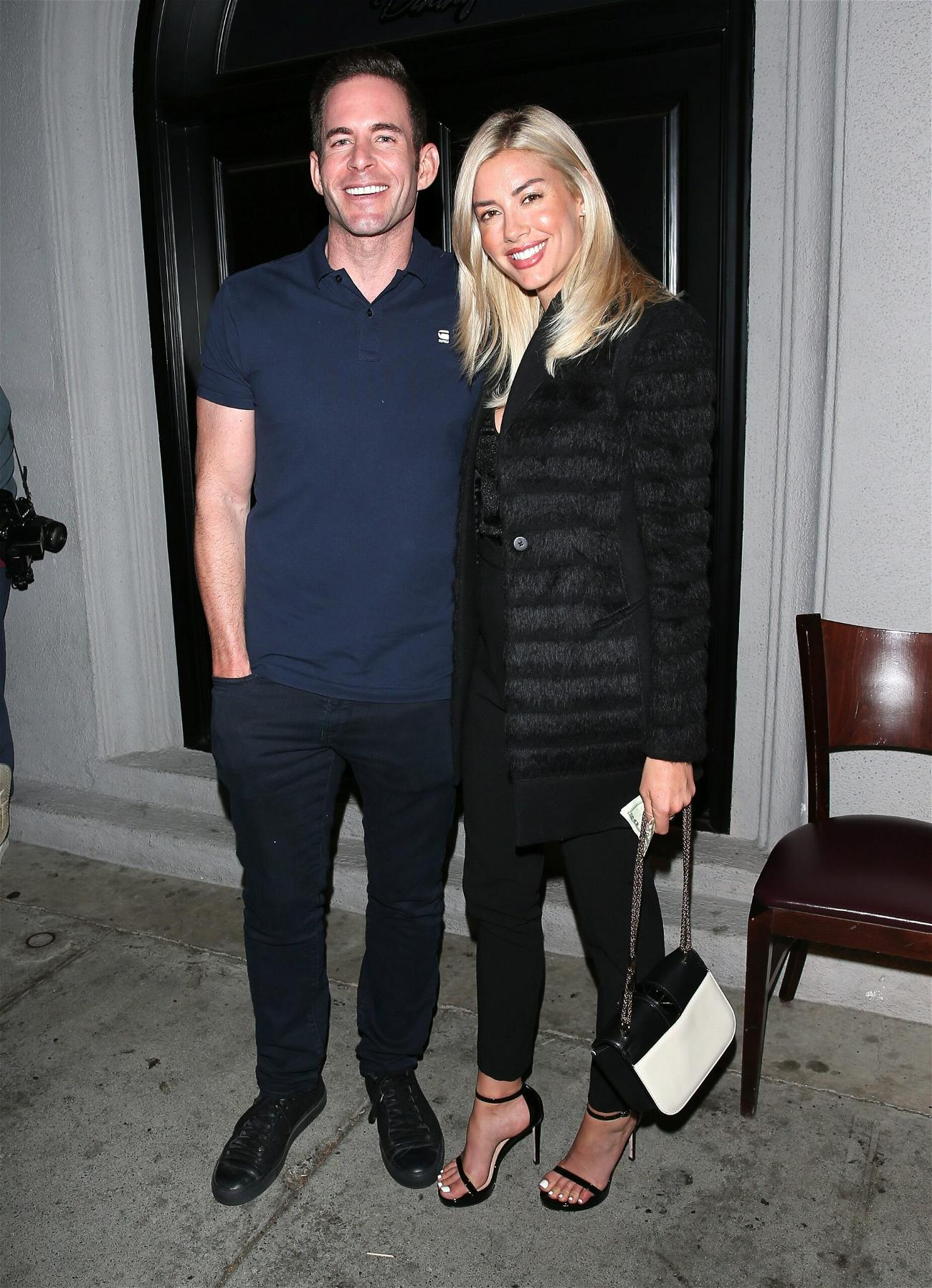 Tarek El Moussa Says Original Wedding Plans With Fiancée Was Completely Changed