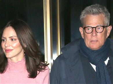Katharine McPhee Shares Snap Of Flirty Lingerie Photo Exchange With Husband David Foster