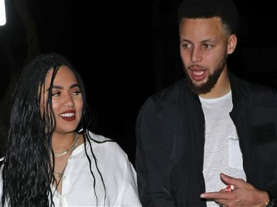 Stephen And Ayesha Curry Renew Their Vows During Intimate Outdoor Ceremony