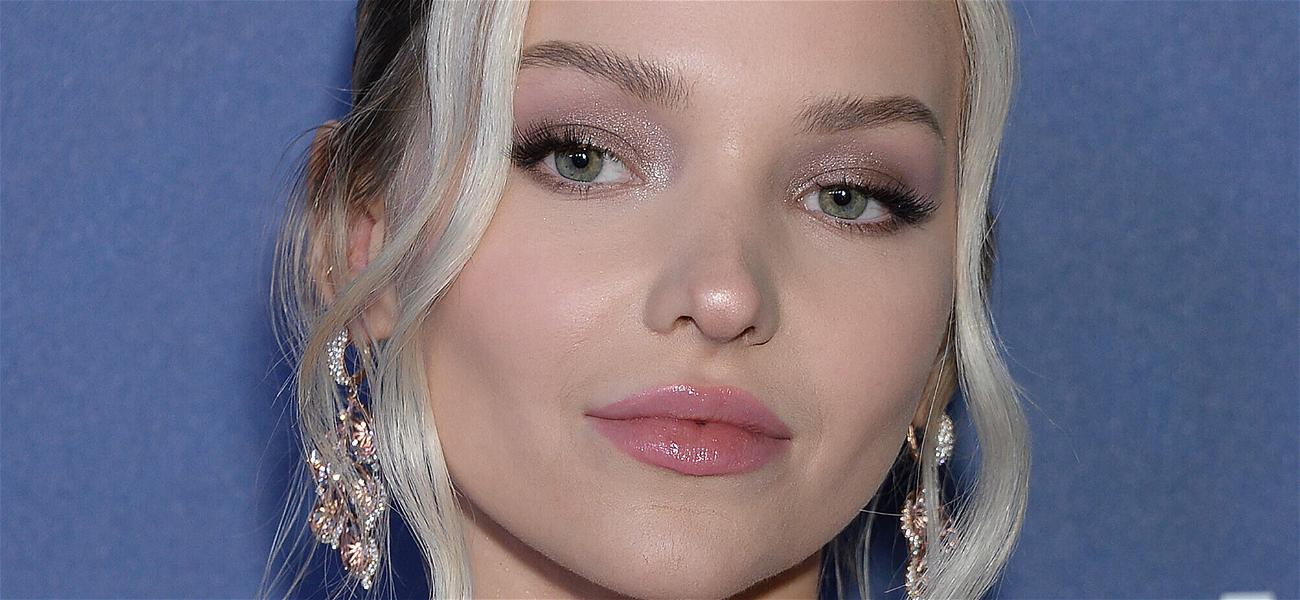 Dove Cameron Stuns In A Sheer White Nightgown While Crying: 'I've Never Looked More Like Myself To Me'
