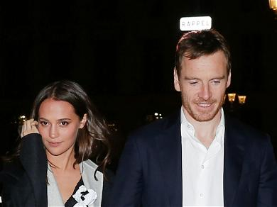 Alicia Vikander Is A Mom! Confirms Birth Of First Child With Michael Fassbender