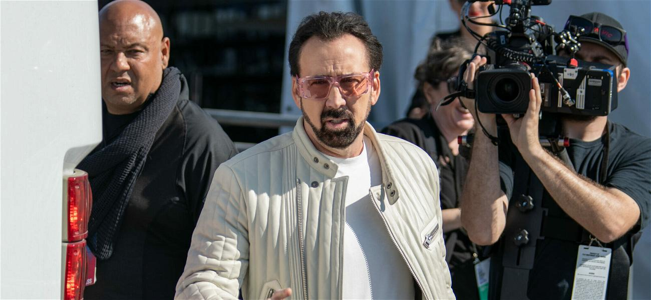 Nicolas Cage Vows To Never Retire From Acting
