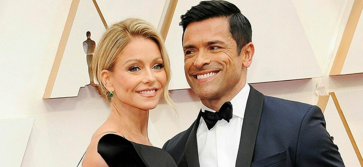 Kelly Ripa Shares The Intimate Ways Mark Consuelos Solves 'Almost Every' Problem