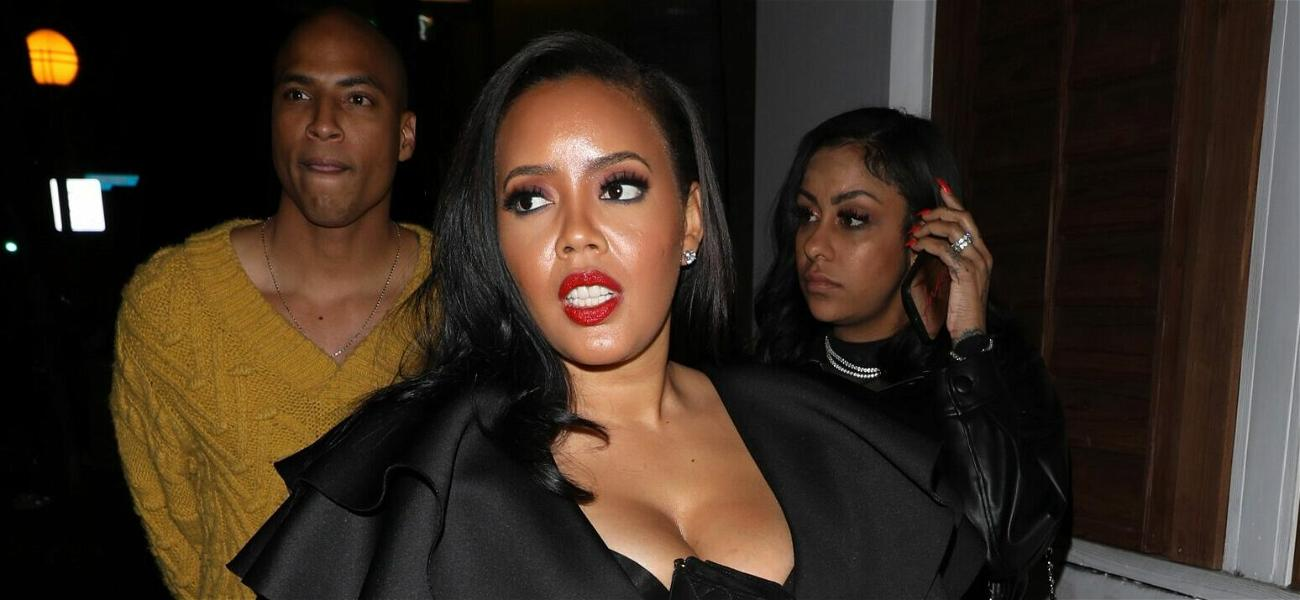 Angela Simmons Is All Smiles And Gorgeous On Her Birthday And Fans Are Loving It