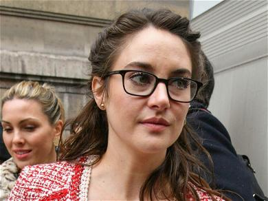 Shailene Woodley Posts Photo Of Baby Feet… Fans Flip Out!