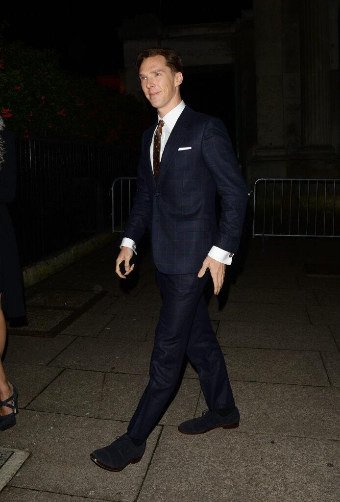 Celebrities attend the London Fashion Week s s 2014 Fashion Council party