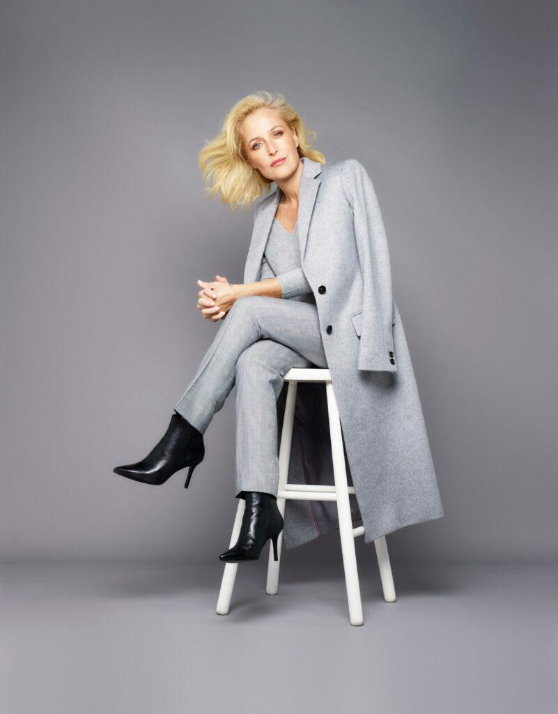 Gillian Anderson is face of Dune London
