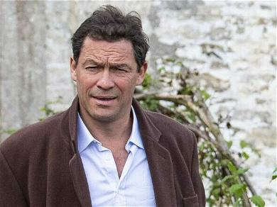 Lily James & Dominic West's Creepy Relationship Is Taking Its Toll On Fans