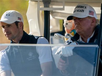 President Biden Removed Donald Trump's White House Golf Simulator