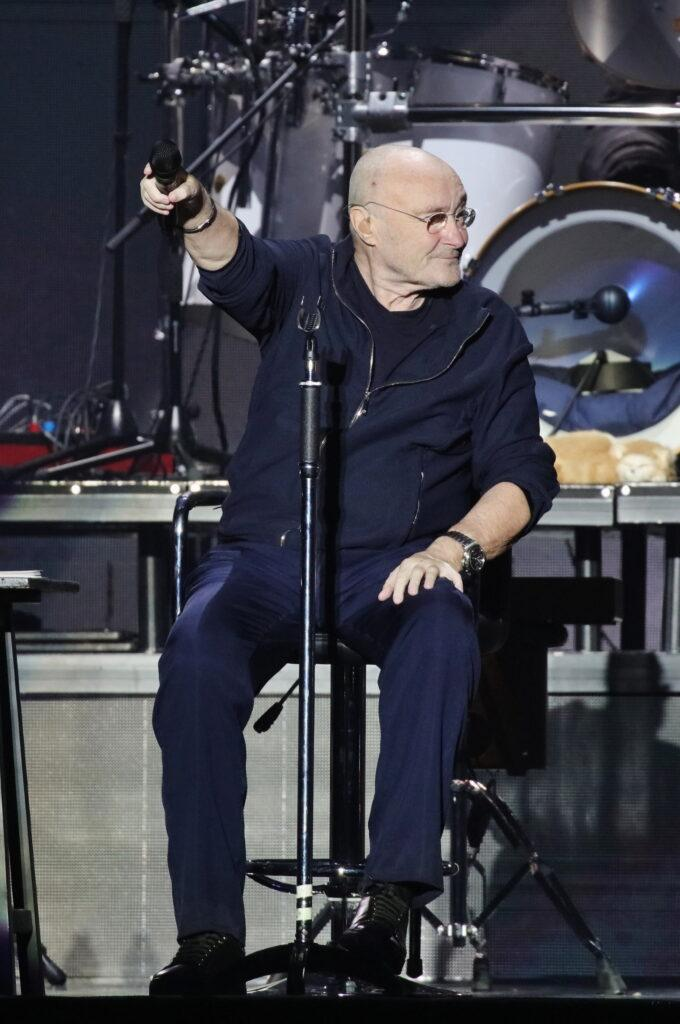 File - Phil Collins turns 70