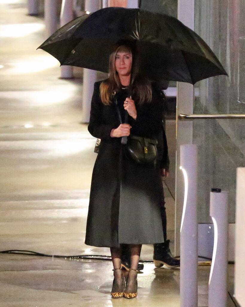 Jennifer Aniston Rain