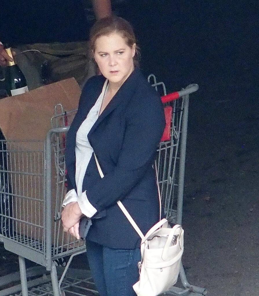 Amy Schumer Filming apos Life