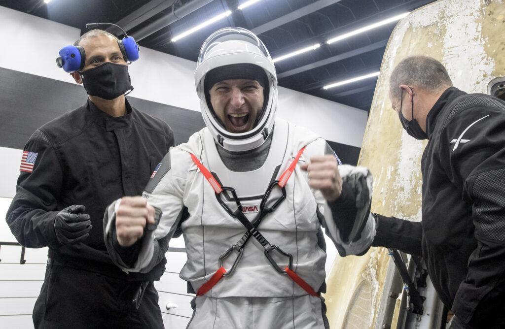 NASA s SpaceX Crew-1 Splashdown